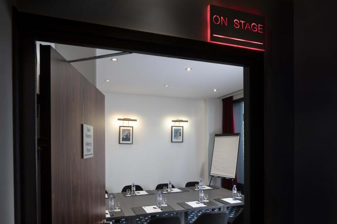 Your seminar at the Platine Hotel