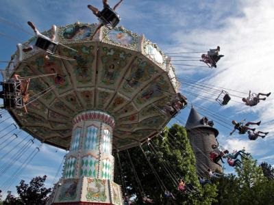 The Jardin d'Acclimatation; an essential family outing