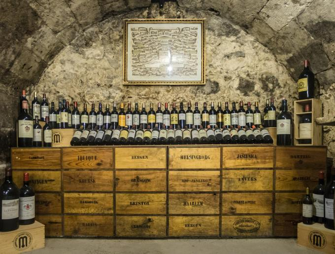Well-kept secrets revealed – a visit to the Wine Museum