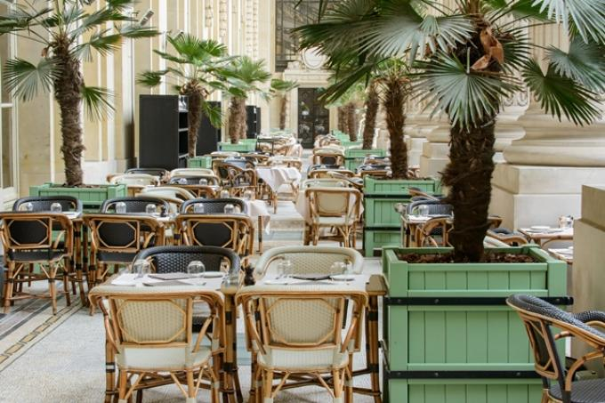 The Terrace Restaurant: A true Parisian institution