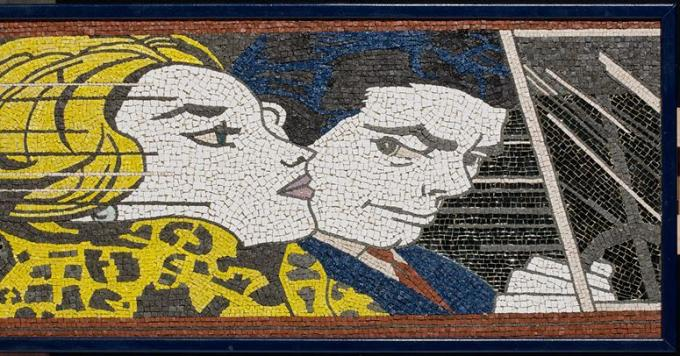 POP ART, an exhibition of 20th century creativity at the Musée Maillol