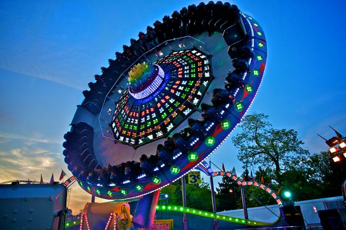 Rediscover your inner child at the Foire du Trône