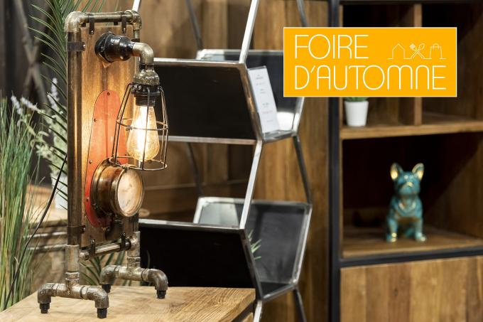 The Foire d'Automne; a wealth of great ideas