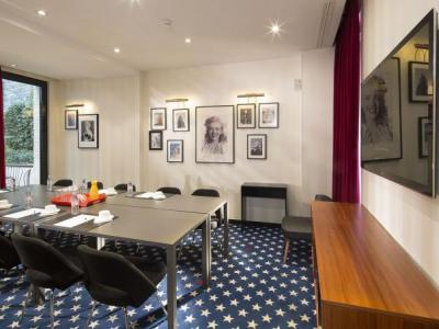 Your meetings and seminars at the Platine Hotel