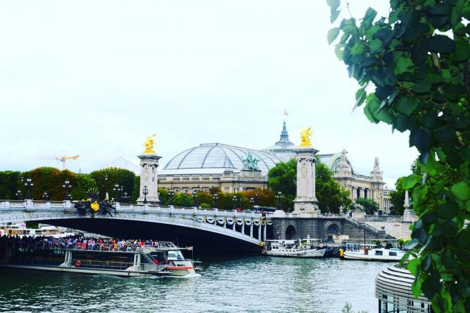 Contemporary art is in the spotlight this October at the Grand Palais