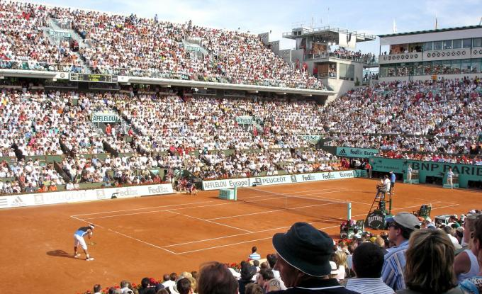 Sport soon at Roland Garros!